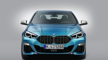 2020 BMW 2 Series Gran Coupe M235i xDrive - front on view