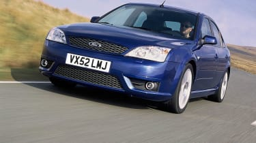 Ford Mondeo ST220 front