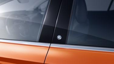 2020 Vauxhall Corsa-e - Corsa-e emblem