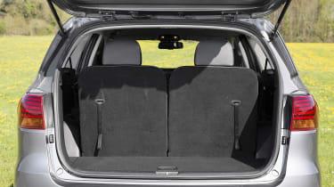 Kia Sorento SUV third row seats