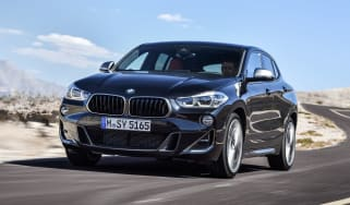 2019 BMW X2 M35i front