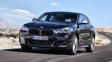 2019 BMW X2 M35i front