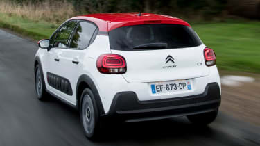 Citroen claims the C3 has the most spacious cabin in its class