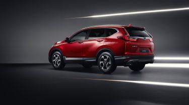 Honda CR-V Hybrid rear