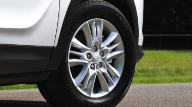 SsangYong Korando SUV alloy wheels
