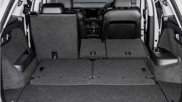 Fold all the seats down and you get more than 2,000 litres of loadspace
