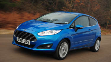 The Ford Fiesta is a supermini in a class of its own – it looks stylish, is great fun to drive and is economical, too.