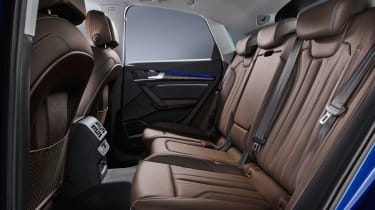 2021 Audi Q5 Sportback - rear seats
