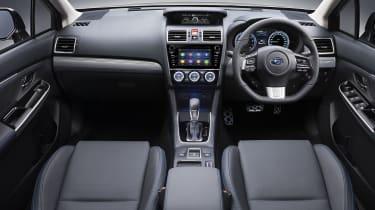 2019 Subaru Levorg - interior