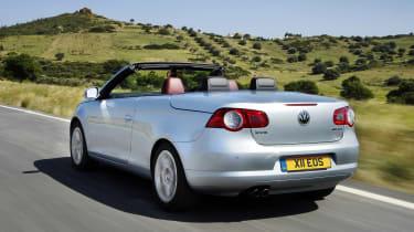 Volkswagen Eos - rear