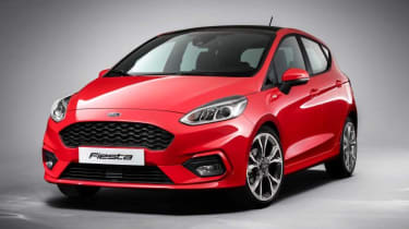 ST-Line models have a more overtly sporty look