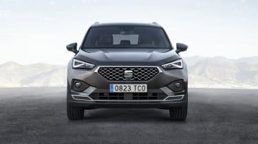 2021 SEAT Tarraco 2.0-litre TSI petrol