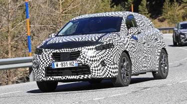 2020 Renault Captur hybrid quarter