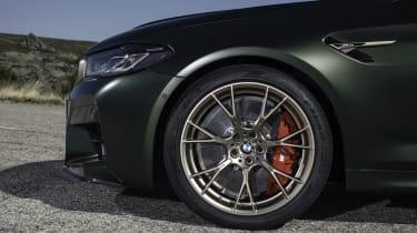 2021 BMW M5 CS - front close-up