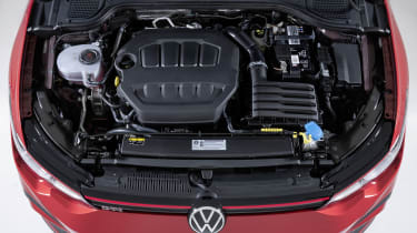 2020 Volkswagen Golf GTI  - engine bay