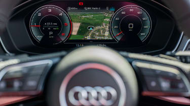 Audi A4 Avant estate Virtual Cockpit
