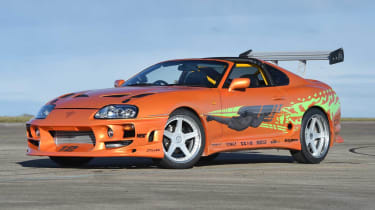 Toyota Supra – The Fast and the Furious
