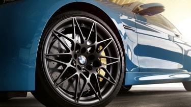 BMW M4 M Heritage Edition alloy wheel