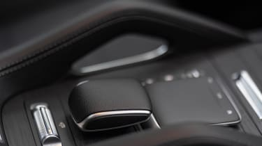 Mercedes GLE SUV Coupe trackpad