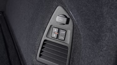 Volkswagen Touareg SUV power outlet