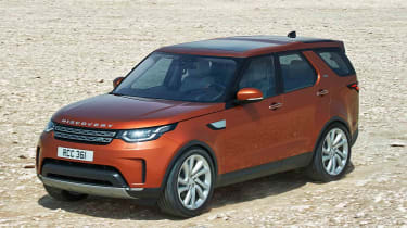 The new Land Rover Discovery is on sale now and is in dealerships from 2017 onwards