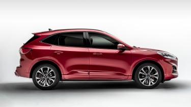 2019 Ford Kuga - side view studio