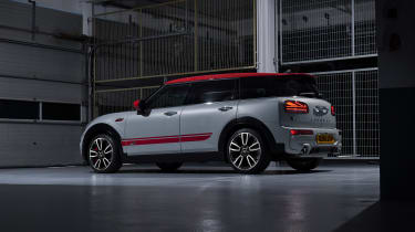 MINI John Cooper Works Clubman - rear quarter static