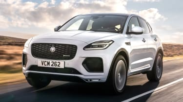 Jaguar E-Pace SUV review