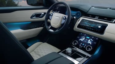 Range Rover Velar SVAutobiography Dynamic Edition  cabin