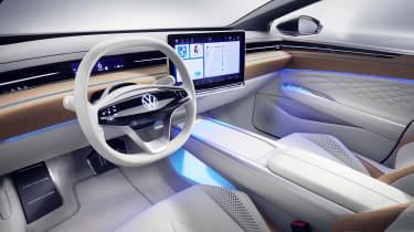 Volkswagen ID. Space Vizzion concept interior