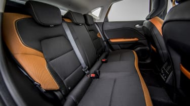 2020 Renault Captur - rear seat bench