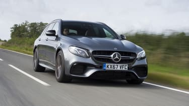 The Mercedes-AMG E 63 Estate adds a new dimension to the similarly titled saloon