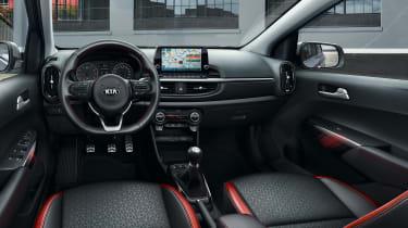 2020 Kia Picanto GT-Line interior