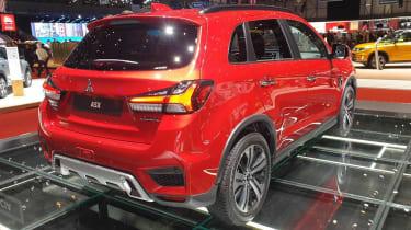 2020 Mitsubishi ASX - Geneva - Rear