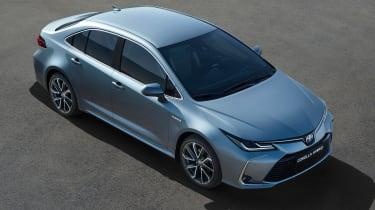 2019 Toyota Corolla Saloon front