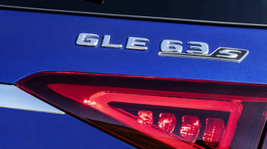 Mercedes-AMG GLE 63 S - badging