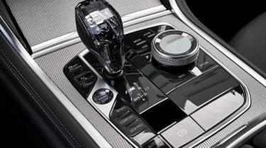 BMW 8 Series gearknob