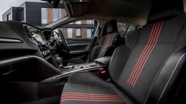 Renault Megane Sport Tourer estate front seats
