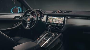 Porsche Macan interior
