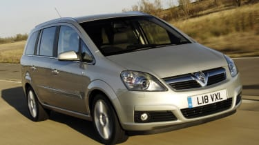 Owners of the Zafira B are being contacted