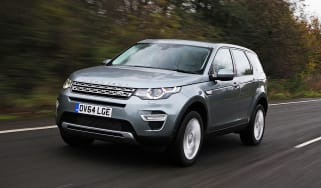 The Discovery Sport is pretty decent to drive, while the 2.0-litre diesel engine is available with two power outputs