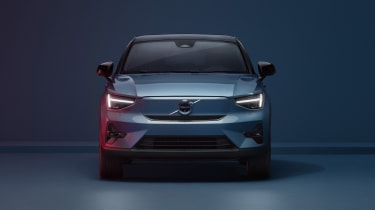 2021 Volvo C40 Recharge - front on view