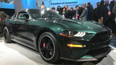 Mustang Bullitt Edition – Was it Steve McQueen or his car that made Bullitt so unforgettable? It's debatable, but it can't be denied that McQueen's effortless cool has added to the Ford Mustang's mystique, even if his GT's ability to o