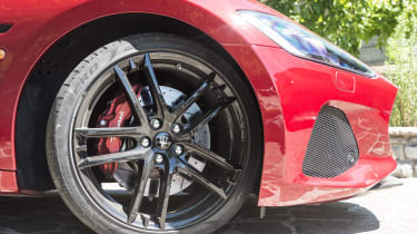 Maserati GranTurismo coupe alloy wheels