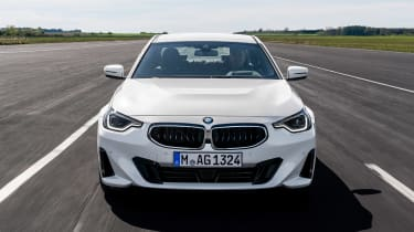 2021 BMW 2 Series Coupe M Sport - front