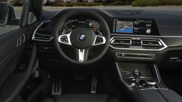 2019 BMW X6 - Interior dashboard