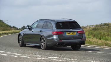It's fast enough to challenge some serious supercars, but the E 63 S version offers even more power...