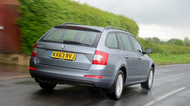 Four-wheel drive variants are available with the 2.0-litre TDI diesel engine