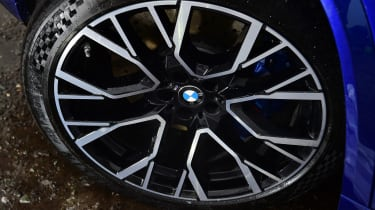 BMW X5 M Competition SUV alloy wheels