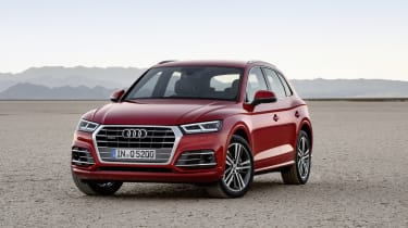 As ever, Audi's designers have taken an evolutionary, rather than revolutionary approach to the new car's styling
